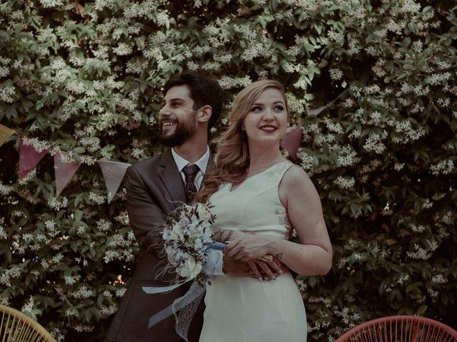 La boda de Alberto y Claudia en Madrid, Madrid 93