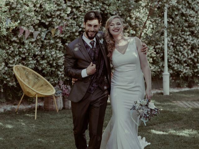La boda de Alberto y Claudia en Madrid, Madrid 94