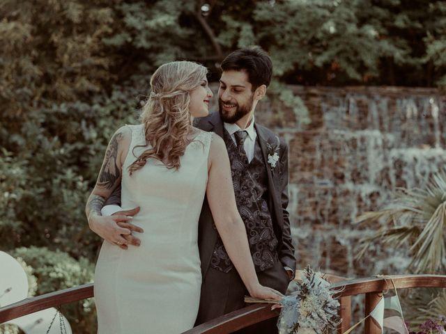 La boda de Alberto y Claudia en Madrid, Madrid 95