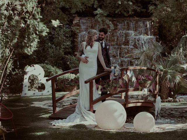 La boda de Alberto y Claudia en Madrid, Madrid 2