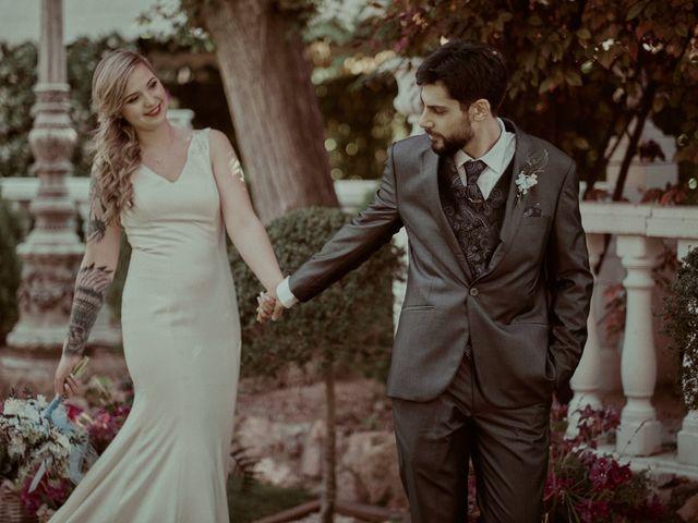 La boda de Alberto y Claudia en Madrid, Madrid 100