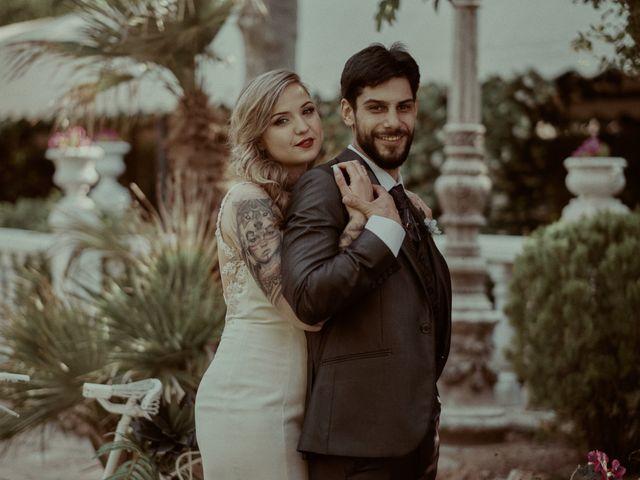 La boda de Alberto y Claudia en Madrid, Madrid 102