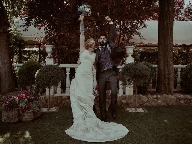La boda de Alberto y Claudia en Madrid, Madrid 103