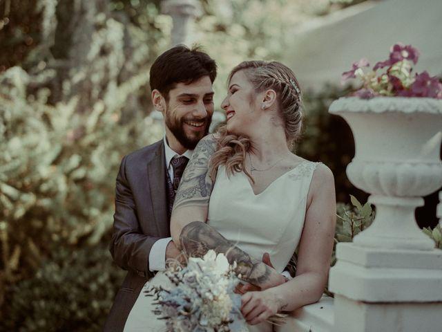 La boda de Alberto y Claudia en Madrid, Madrid 105