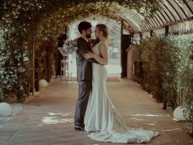 La boda de Alberto y Claudia en Madrid, Madrid 106
