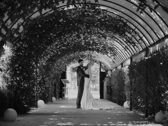 La boda de Alberto y Claudia en Madrid, Madrid 108
