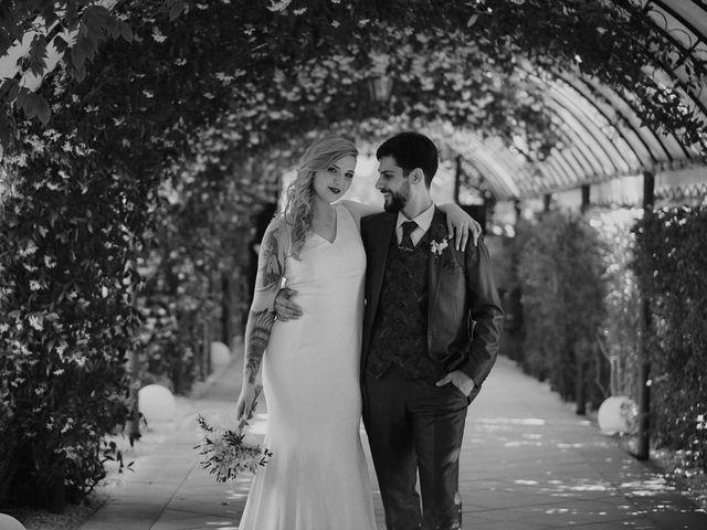 La boda de Alberto y Claudia en Madrid, Madrid 109