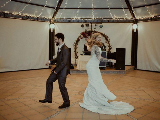 La boda de Alberto y Claudia en Madrid, Madrid 126