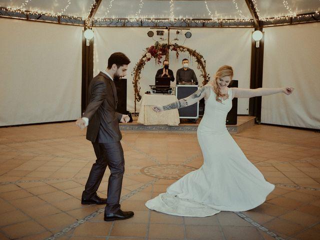La boda de Alberto y Claudia en Madrid, Madrid 127