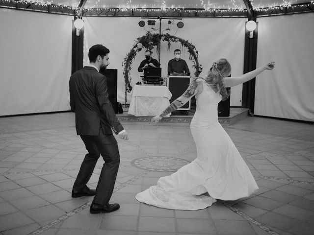 La boda de Alberto y Claudia en Madrid, Madrid 128