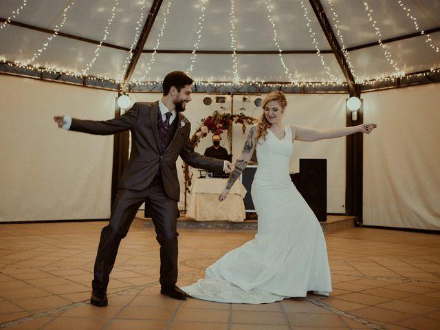 La boda de Alberto y Claudia en Madrid, Madrid 129
