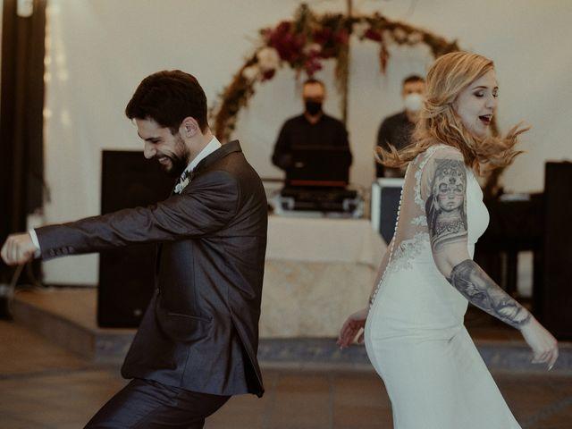 La boda de Alberto y Claudia en Madrid, Madrid 130