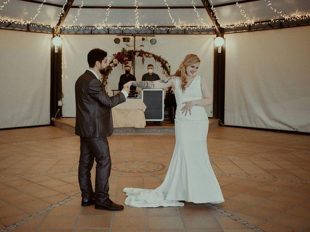 La boda de Alberto y Claudia en Madrid, Madrid 131