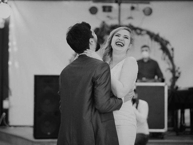 La boda de Alberto y Claudia en Madrid, Madrid 133