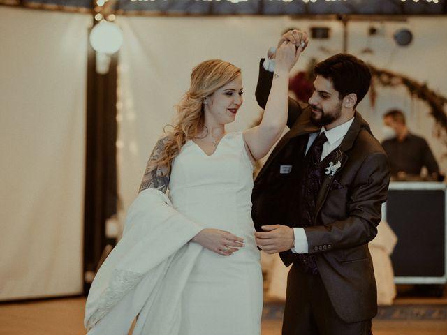La boda de Alberto y Claudia en Madrid, Madrid 134