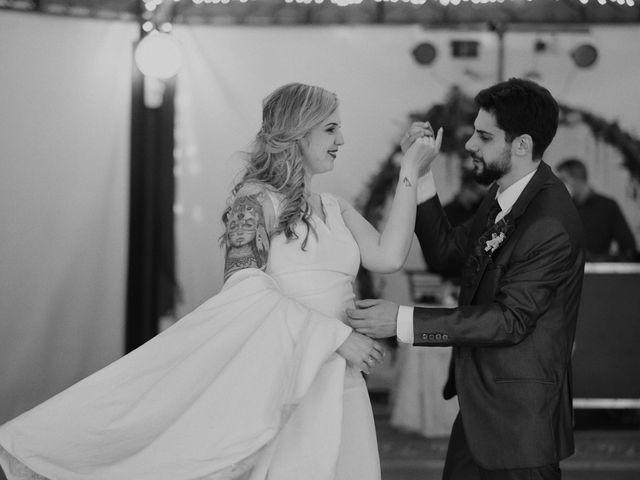 La boda de Alberto y Claudia en Madrid, Madrid 135