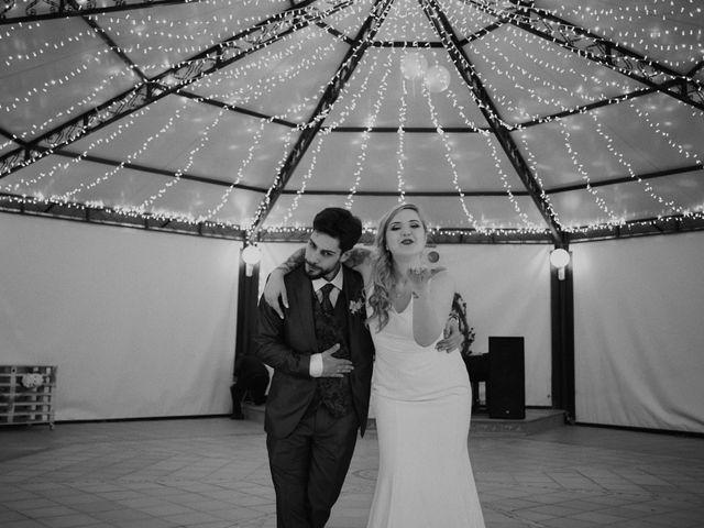 La boda de Alberto y Claudia en Madrid, Madrid 138