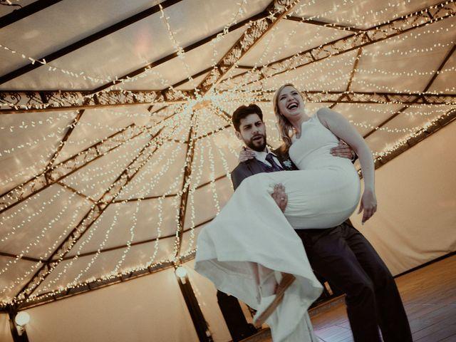 La boda de Alberto y Claudia en Madrid, Madrid 139