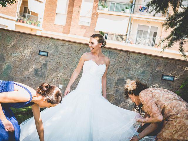 La boda de Albert y Anna en Sant Cugat Del Valles, Barcelona 13