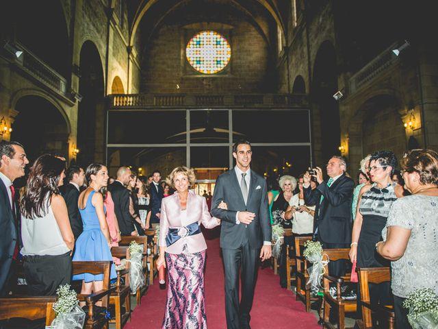 La boda de Albert y Anna en Sant Cugat Del Valles, Barcelona 17