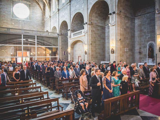 La boda de Albert y Anna en Sant Cugat Del Valles, Barcelona 23
