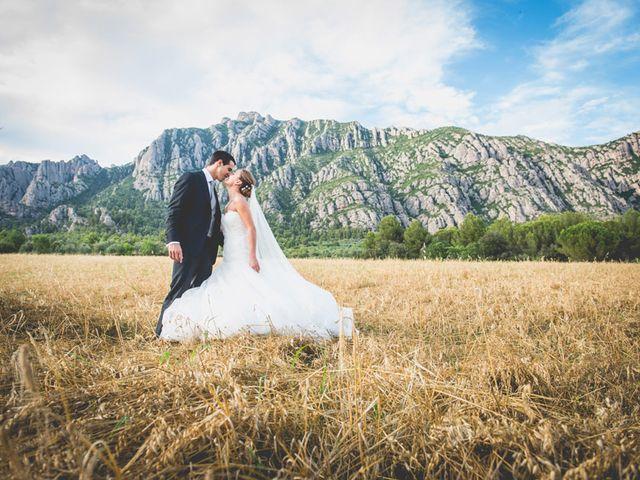 La boda de Albert y Anna en Sant Cugat Del Valles, Barcelona 27