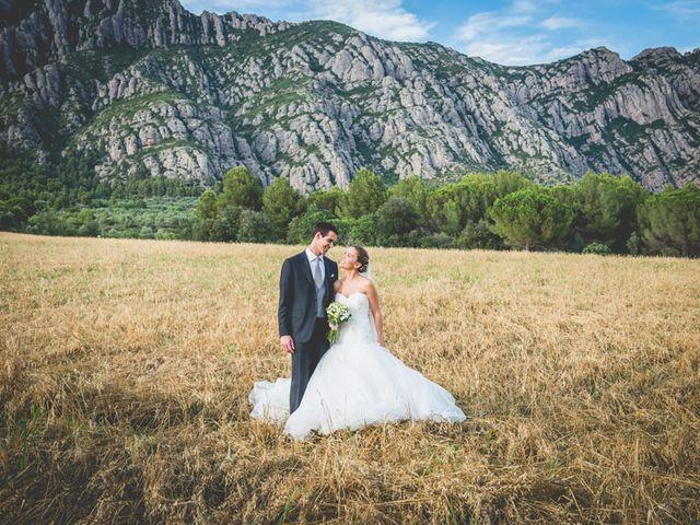 La boda de Albert y Anna en Sant Cugat Del Valles, Barcelona 28