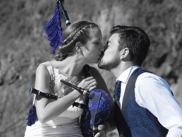 La boda de Cynthia y Santi