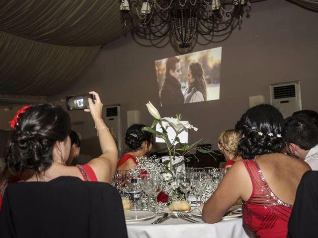 La boda de Gabriel y Alicia en Mirabel, Cáceres 2