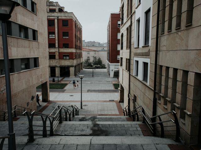 La boda de Javi y Alaitz en Bilbao, Vizcaya 8