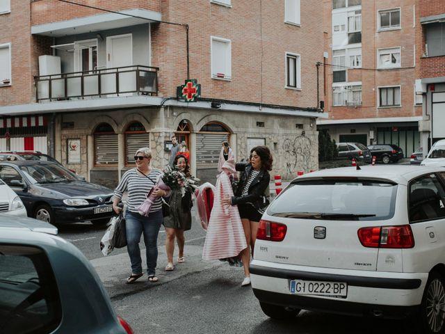 La boda de Javi y Alaitz en Bilbao, Vizcaya 29