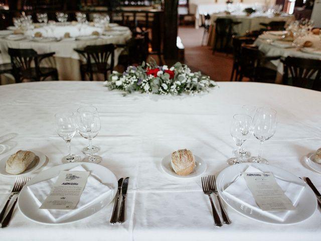La boda de Javi y Alaitz en Bilbao, Vizcaya 69