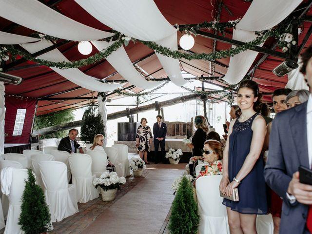 La boda de Javi y Alaitz en Bilbao, Vizcaya 77