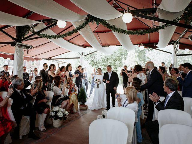 La boda de Javi y Alaitz en Bilbao, Vizcaya 78