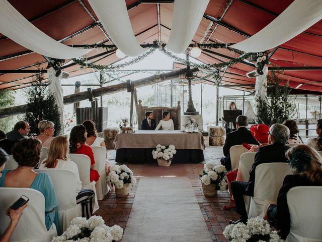 La boda de Javi y Alaitz en Bilbao, Vizcaya 81