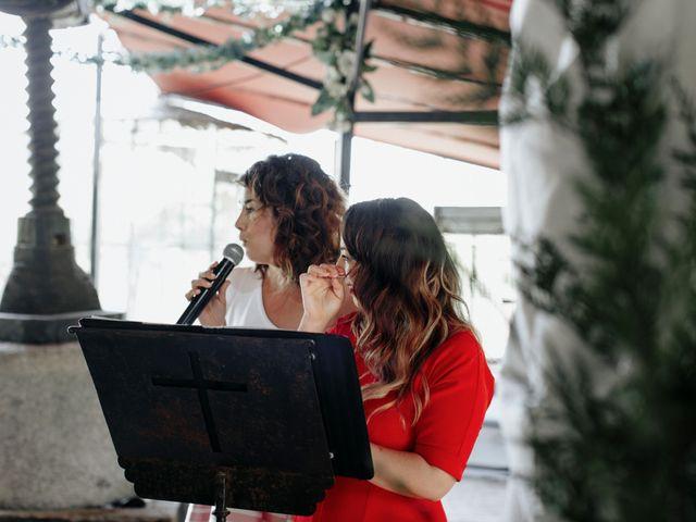 La boda de Javi y Alaitz en Bilbao, Vizcaya 91