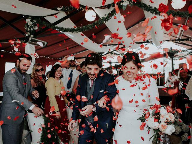 La boda de Javi y Alaitz en Bilbao, Vizcaya 97