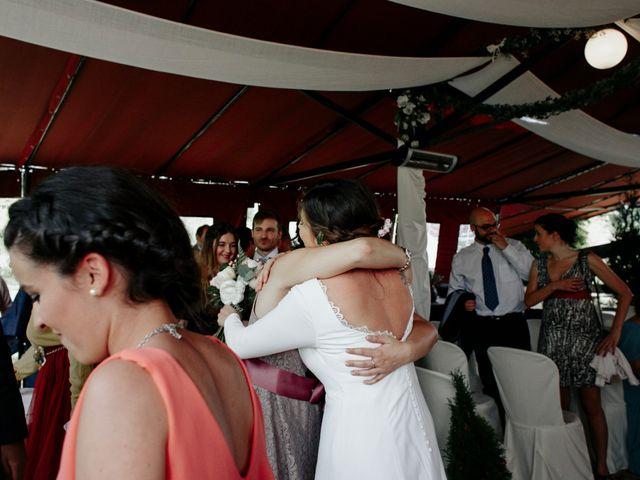 La boda de Javi y Alaitz en Bilbao, Vizcaya 100