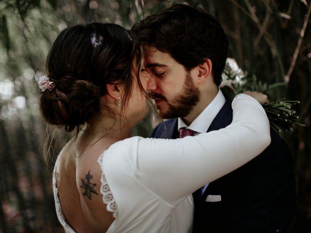 La boda de Javi y Alaitz en Bilbao, Vizcaya 111