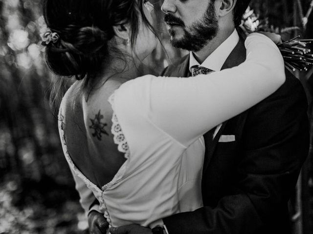 La boda de Javi y Alaitz en Bilbao, Vizcaya 112