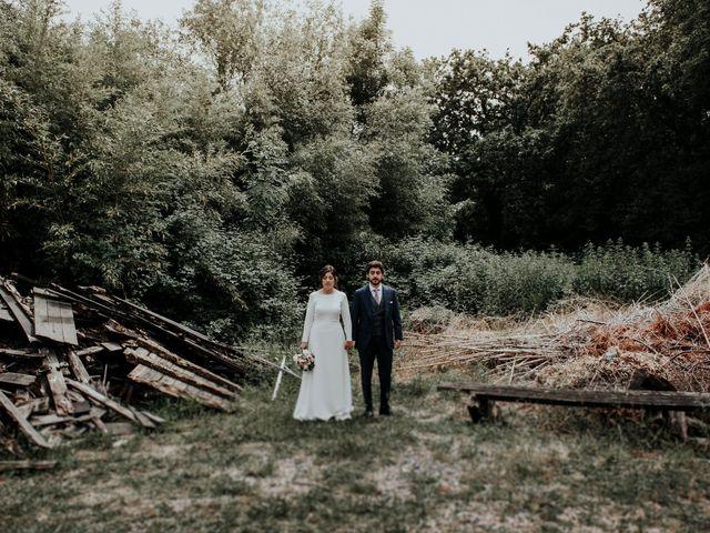 La boda de Javi y Alaitz en Bilbao, Vizcaya 117