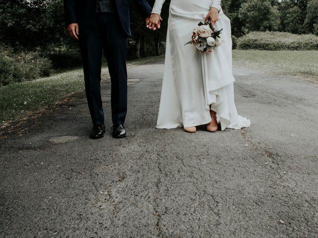La boda de Javi y Alaitz en Bilbao, Vizcaya 125
