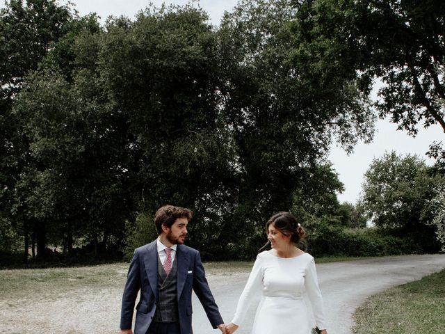 La boda de Javi y Alaitz en Bilbao, Vizcaya 130