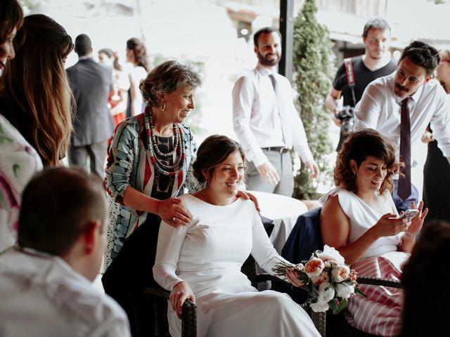 La boda de Javi y Alaitz en Bilbao, Vizcaya 132