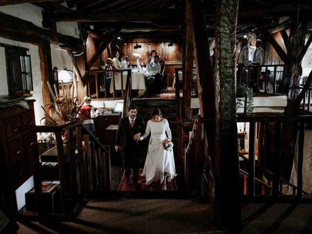 La boda de Javi y Alaitz en Bilbao, Vizcaya 134
