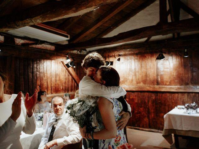 La boda de Javi y Alaitz en Bilbao, Vizcaya 135
