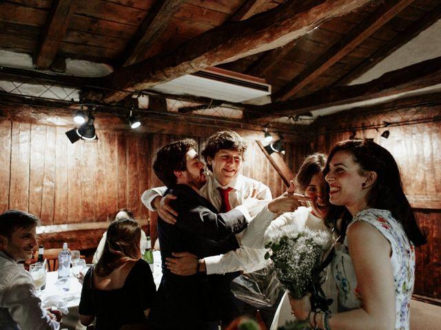 La boda de Javi y Alaitz en Bilbao, Vizcaya 136