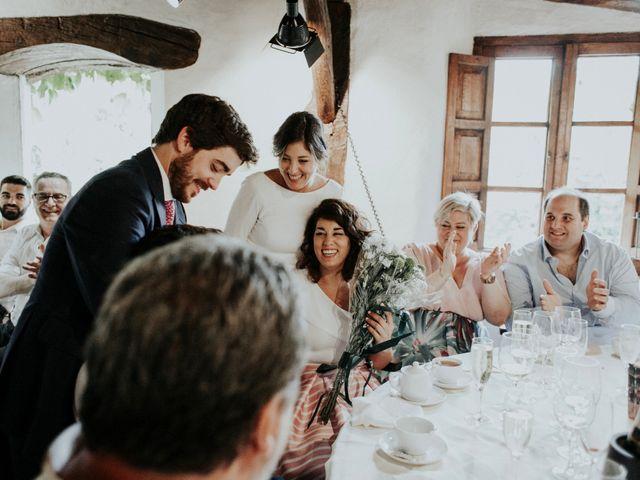 La boda de Javi y Alaitz en Bilbao, Vizcaya 139
