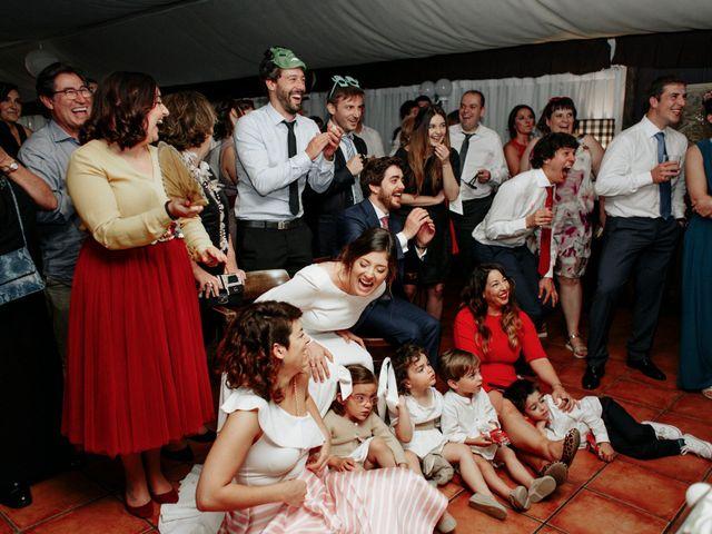 La boda de Javi y Alaitz en Bilbao, Vizcaya 146