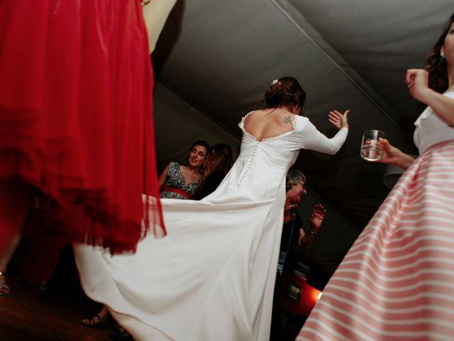 La boda de Javi y Alaitz en Bilbao, Vizcaya 150
